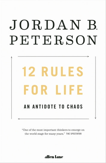 12 rules for life an antidote to chaos pdf