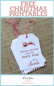 Christmas Printables By Design Corral ebook by Design Corral