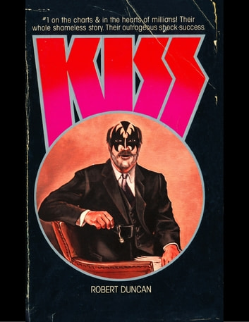 Kiss ebook by Robert Duncan
