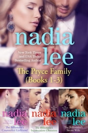 The Pryce Family (Books 1-3) ebook by Nadia Lee
