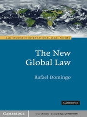 The New Global Law ebook by Rafael Domingo