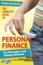 Personal Finance for Teenagers and College Students ebook by Tamsen Butler