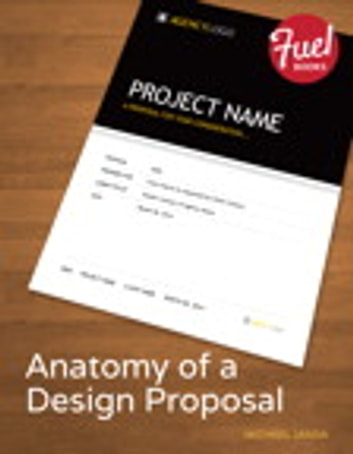 Anatomy of a Design Proposal ebook by Michael Janda