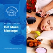 Hot Stone Massage audiobook by Centre of Excellence