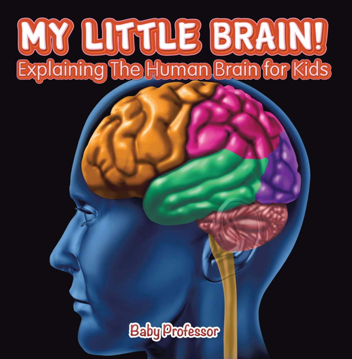 My Little Brain! - Explaining The Human Brain for Kids eBook by Baby ...