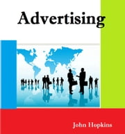 Advertising ebook by John Bishop