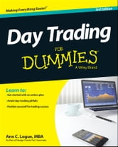 Day Trading For Dummies ebook by Ann C. Logue