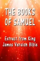 The Books of Samuel ebook by King James