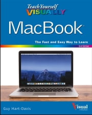 Teach Yourself VISUALLY MacBook ebook by Guy Hart-Davis
