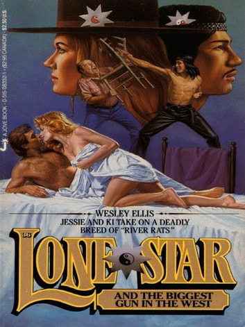 Lone Star 36 ebook by Wesley Ellis