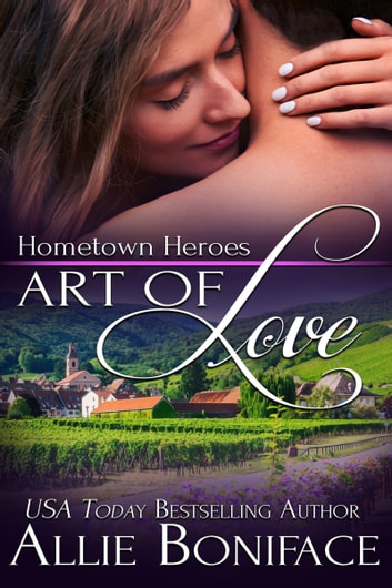 Art of Love ebook by Allie Boniface