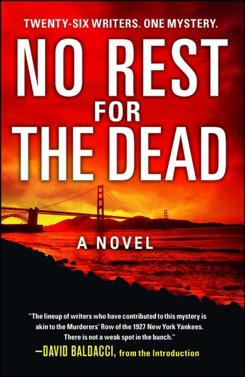 No Rest for the Dead ebook by Sandra Brown,R.L. Stine,Jeffery Deaver,Andrew Gulli