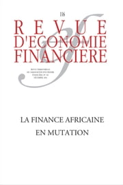 La finance africaine en mutation ebook by Ouvrage Collectif