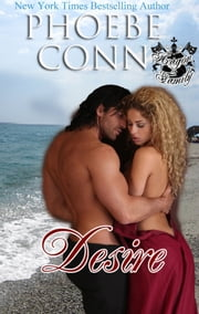Desire - Book 1 ebook by Phoebe Conn
