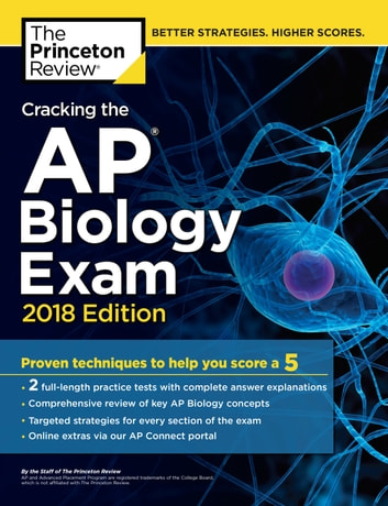 Cracking the ap biology exam 2018 edition ebook by princeton review cracking the ap biology exam 2018 edition proven techniques to help you score a fandeluxe Images