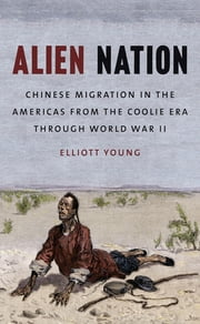 Alien Nation - Chinese Migration in the Americas from the Coolie Era through World War II ebook by Elliott Young