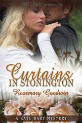 Curtains in Stonington ebook by Rosemary Goodwin
