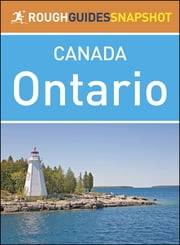 The Rough Guide Snapshot Canada: Ontario ebook by Rough Guides