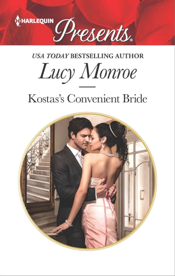 Kostas's Convenient Bride - A Greek Billionaire Marriage of Convenience ebook by Lucy Monroe