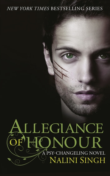 Allegiance of Honour - Book 15 ebook by Nalini Singh