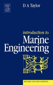 Introduction to Marine Engineering ebook by Taylor, D A