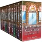Bakery Detectives Cozy Mystery Boxed Set - Books 1 - 15 eBook by Stacey Alabaster