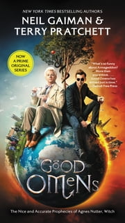 Good Omens - The Nice and Accurate Prophecies of Agnes Nutter, Witch ekitaplar by Neil Gaiman, Terry Pratchett