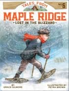 Lost in the Blizzard ebook by Grace Gilmore,Petra Brown