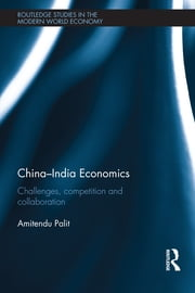 China-India Economics - Challenges, Competition and Collaboration ebook by Amitendu Palit
