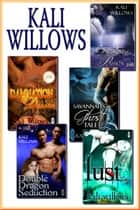 Kali Willows Box Set ebook by Kali Willlows