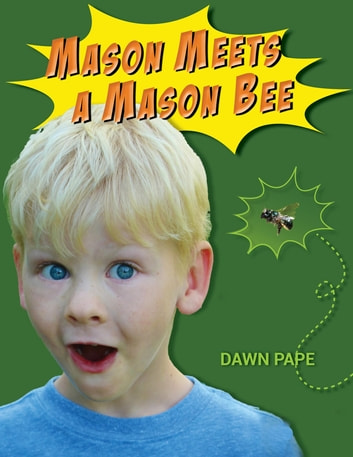 Mason Meets a Mason Bee - An Educational Encounter with a Pollinator ebook by Dawn V Pape,Holm Heather,Hunter Dave