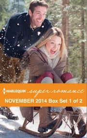 Harlequin Superromance November 2014 - Box Set 1 of 2 - One Frosty Night\The South Beach Search\All That Glitters ebook by Janice Kay Johnson,Sharon Hartley,Mary Brady