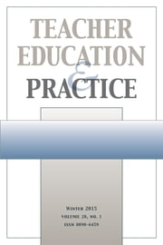 Tep Vol 28-N1 ebook by Teacher Education and Practice
