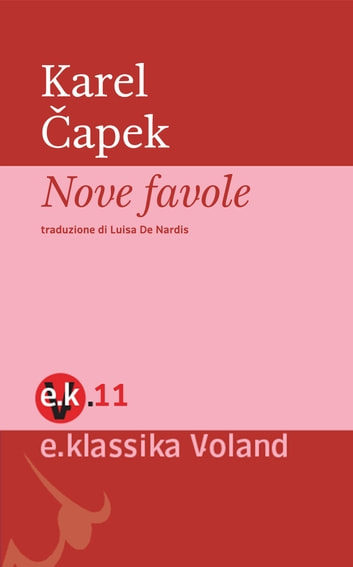 Nove favole eBook by Karel Čapek