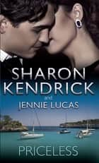 Priceless: Bought for the Sicilian Billionaire's Bed / Bought: The Greek's Baby (Mills & Boon M&B) ekitaplar by Sharon Kendrick, Jennie Lucas