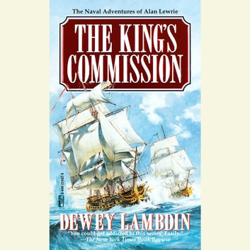 The King's Commission audiobook by Dewey Lambdin