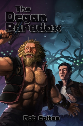The Degan Paradox ebook by Rob Colton