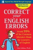 Correct Your English Errors ebook by Tim Collins