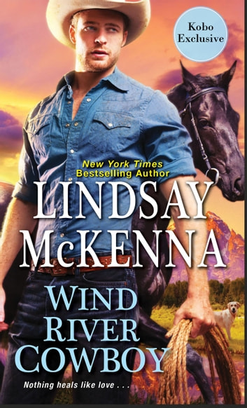 Wind River Cowboy ebook by Lindsay McKenna