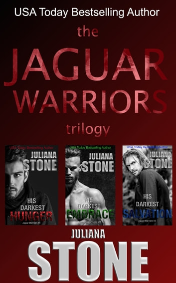The Jaguar Warriors Boxed Set ebook by Juliana Stone
