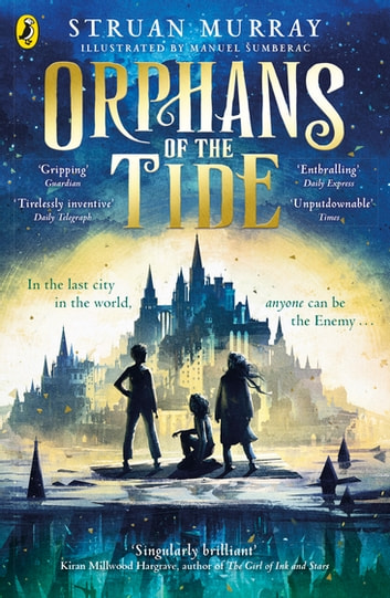 Orphans of the Tide ebook by Struan Murray
