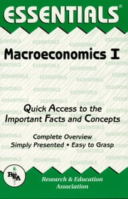 Macroeconomics I Essentials ebook by Robert Rycroft