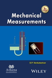 Mechanical Measurements ebook by S. P. Venkateshan