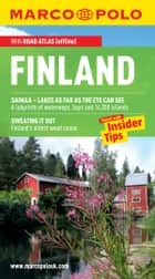 Finland Marco Polo Travel Guide: The best guide to Helsinki, Espoo and much more ebook by Marco Polo