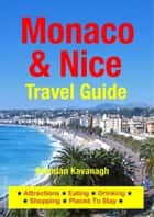Monaco & Nice Travel Guide - Attractions, Eating, Drinking, Shopping & Places To Stay ebook by Brendan Kavanagh