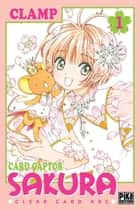 Card Captor Sakura - Clear Card Arc T01 ebook by Clamp