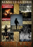 WAR: The Collection ebook by Kenneth Guthrie