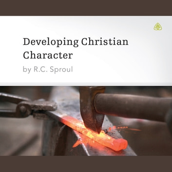 Developing Christian Character audiobook by R. C. Sproul