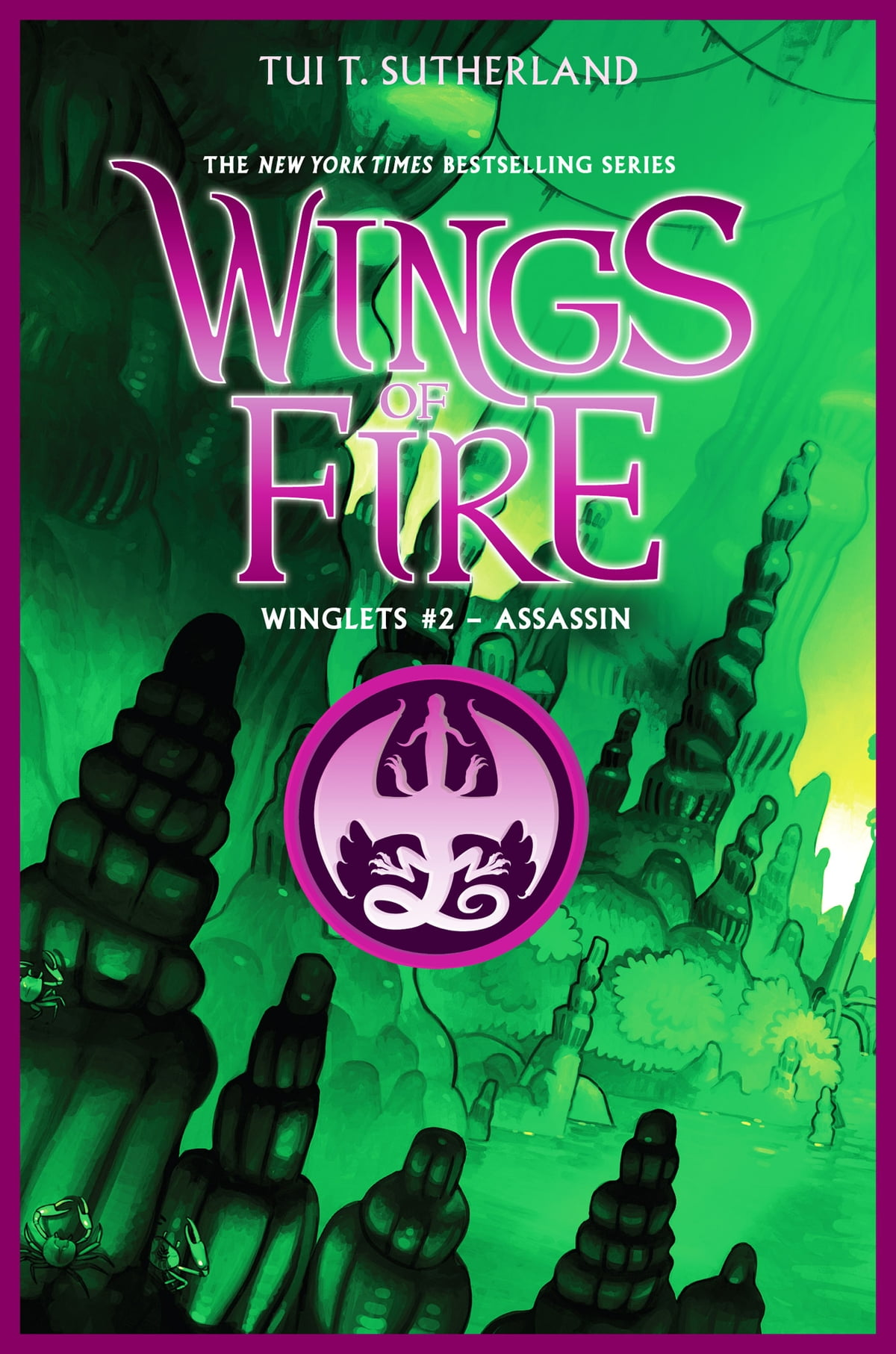 Assassin (wings Of Fire: Winglets #2) Ebook By Tui T Sutherland