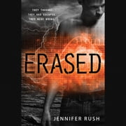 Erased audiobook by Jennifer Rush